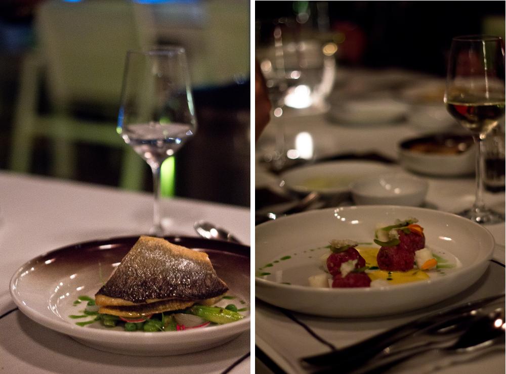 Abendessen Daios Cove Kreta