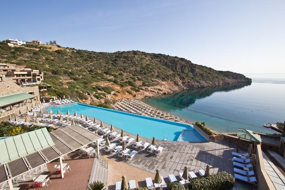 Frühstück Kreta Hotel Daios Cove Luxus