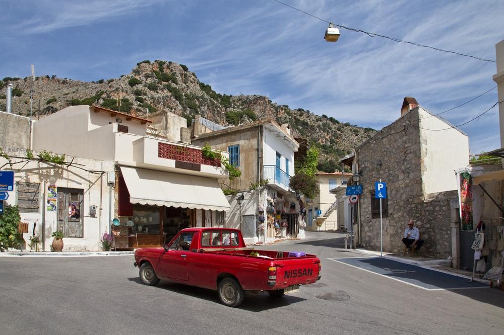 Auto Pickup Kreta Kritsa