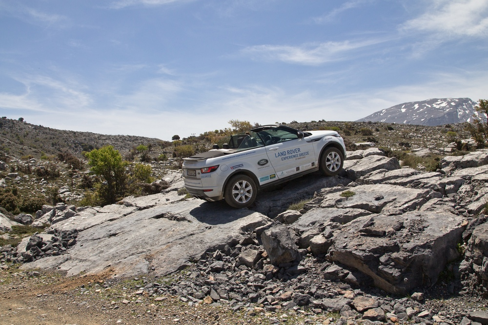 Land Rover Experience Greece 2017