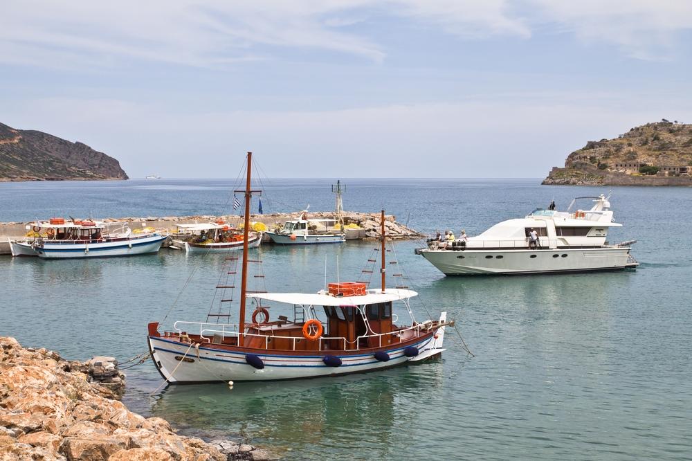 Spinalonga Elounde Leprakolonie Kreta