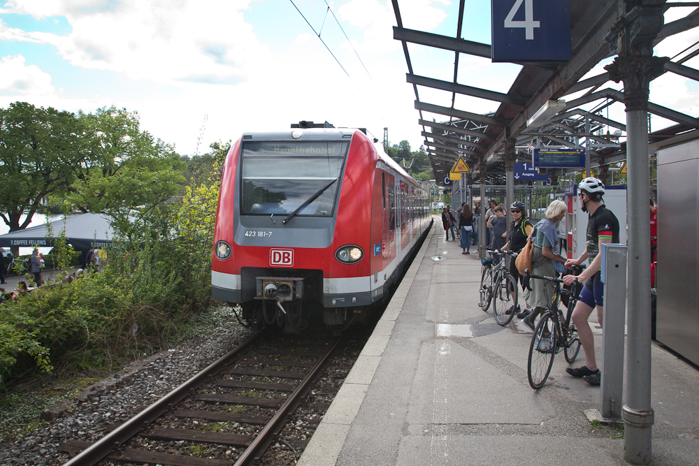 S Bahn München Starnberg See