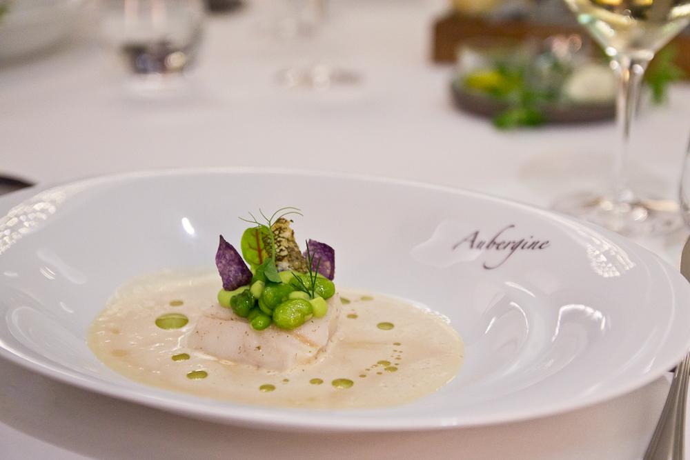 Gourmet Restaurant Aubergine Hotel Vier Jahreszeiten Starnberg