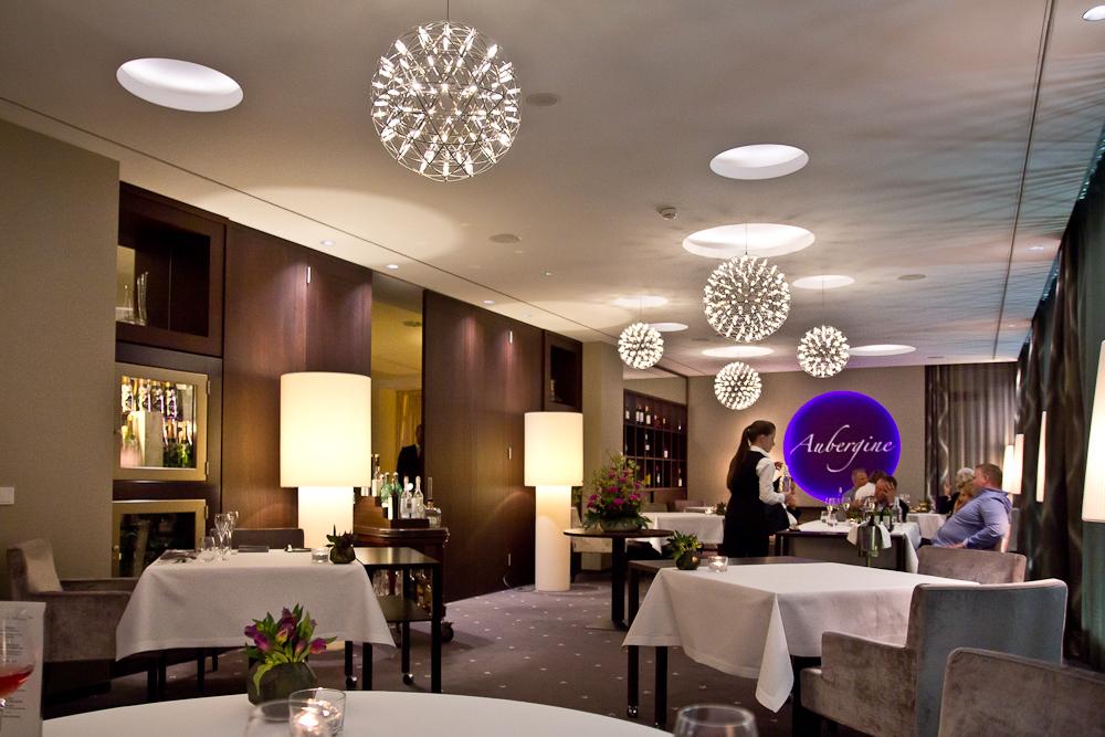 Sterne Restaurant Aubergine Vier Jahreszeiten Starnberg