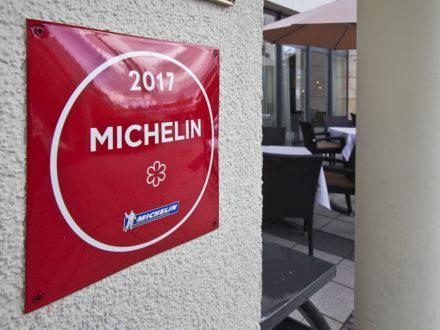 Michelin Stern Gourmet Restaurant Aubergine Starnberg