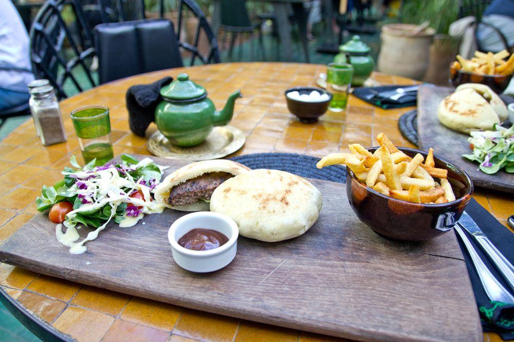 Marrakesch Restaurant Le Jardin Essen